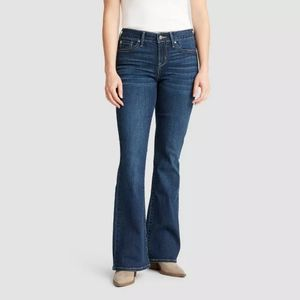 Denizen From Levi's Totally Shaping Bootcut Jeans